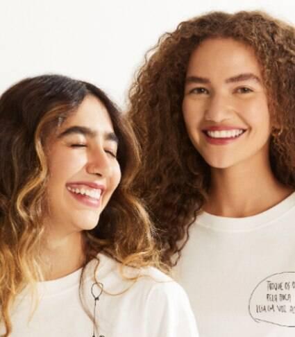 Anavitória lança coleção de roupas com a C&A