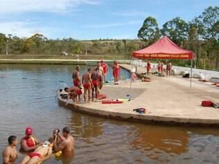 Os treinamentos visam o período carnavalesco, quando a região recebe um grande número de turistas