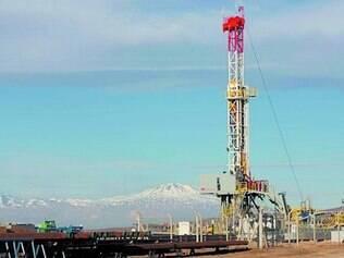 Suspenso. Projeto de potássio Rio Colorado, em Mendoza, na Argentina, onde a Vale quer vender a mina