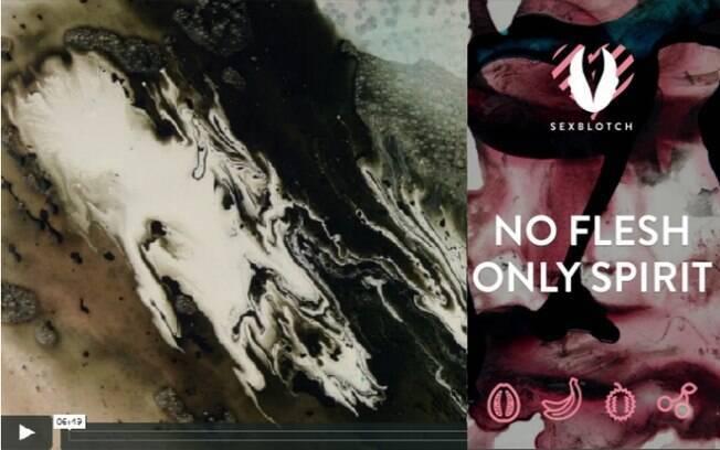O Sexblotch é uma iniciativa francesa de produção de áudios eróticos publicados em vídeo com imagens