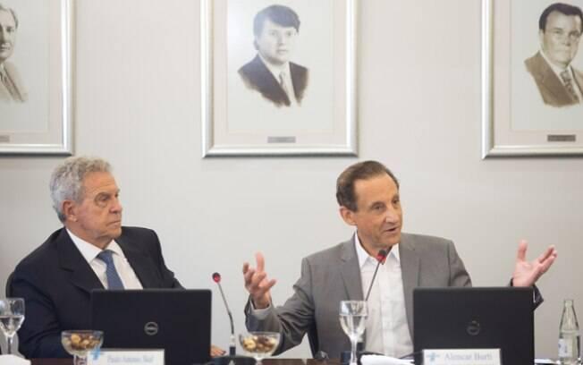 Paulo Skaf, presidente licenciado da Fiesp, surge empatado tecnicamente com Doria na pesquisa Ibope