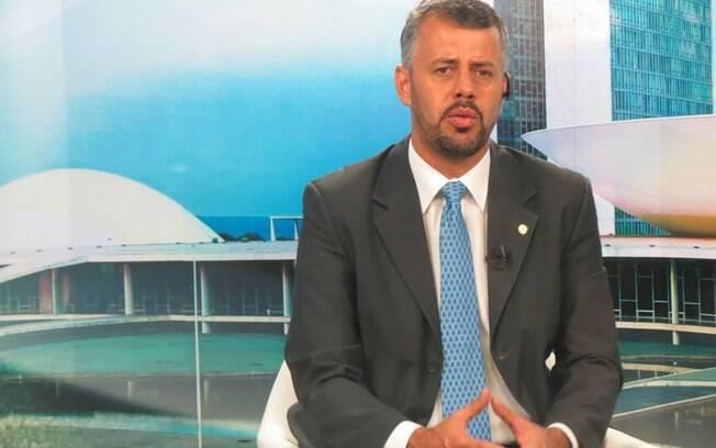 O deputado Evair de Melo (ES) é indicado do PV para a comissão do impeachment.. Foto: Reprodução/Facebook