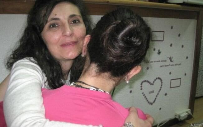 Mariángeles teve que denunciar a filha devido ao caso de violência em casa