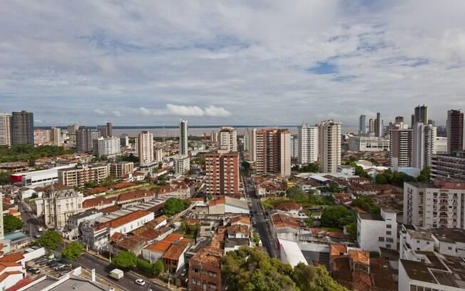 Belém é a segunda maior cidade visitada da Amazônia