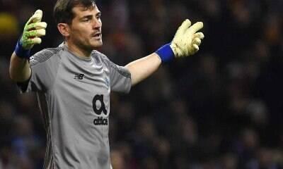 "Messi elogia Casillas: ""Foi duro tê-lo como adversário"""