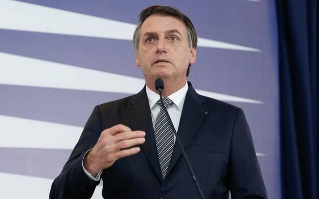 Jair Bolsonaro volta a falar sobre vaga disponível na Corte do STF
