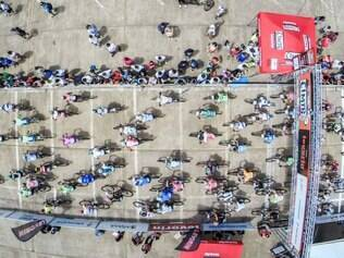 Jovens pilotos são esperados na histórica São João del-Rei