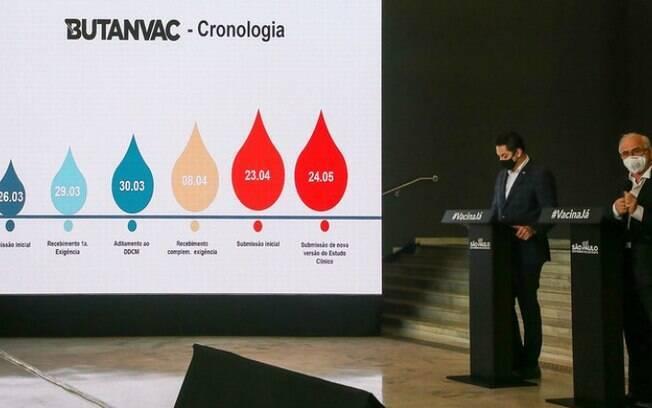 AO VIVO - Governo de SP traz novas informações sobre o combate ao coronavírus