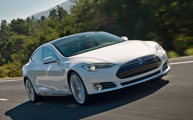 Tesla Model S: A grande referência entre os carros elétricos atualmente