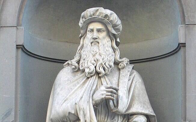 Morte do gênio renascentista Leonardo Da Vinci completa 500 anos no próximo dia 02