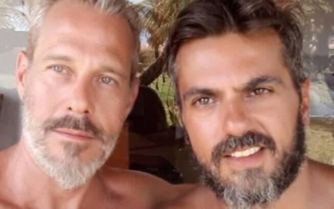 Nico Puig é casado há cinco anos com Jeff Lattari