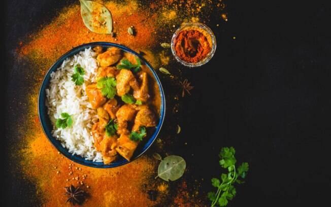 As melhores receitas com curry para experimentar