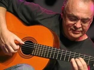 Um dos principais expoentes da música mineira, Juarez Moreira toca na 6ª