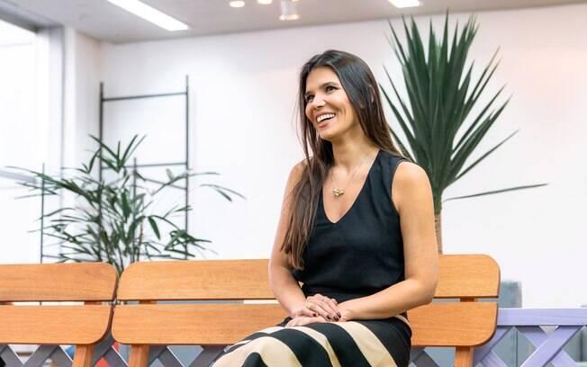 Maria Oldham, presidente da iZettle no Brasil