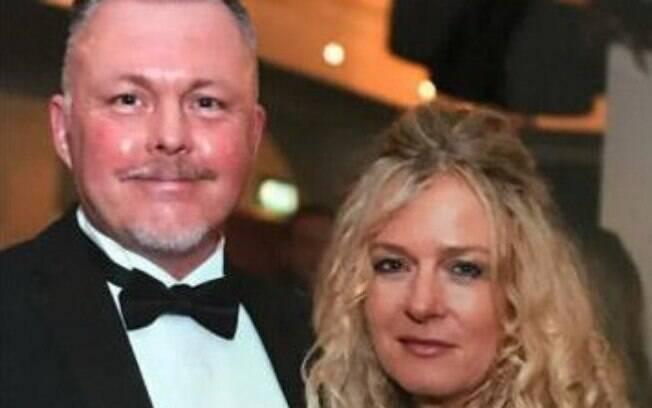 Sue Campbell-Barr e Gordon se casaram e após meses o casal foi abalado por um aneurisma cerebral