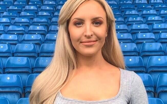 Apresentadora do Leeds TV