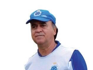 Em cima. Marcelo Oliveira  quer pressão