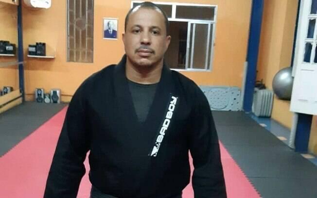 Rodrigo Cafu, mestre de jiu-jitsu, tinha 43 anos e trabalha como segurança do grupo Sorriso Maroto