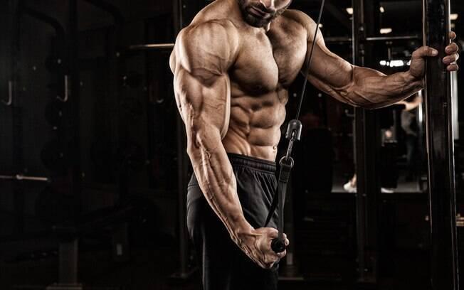 Resultado de imagem para musculação