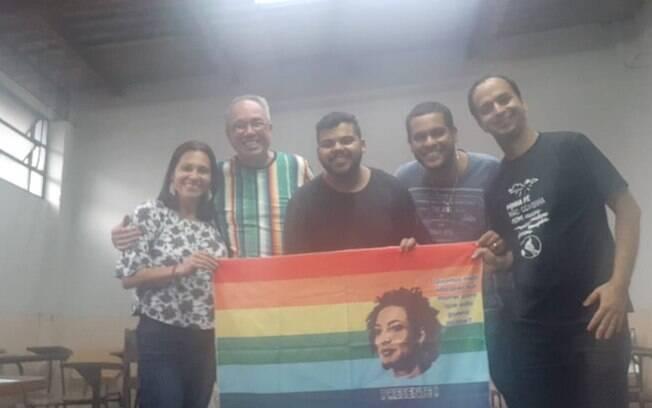 Reunião do Movimento Pastoral LGBT
