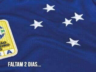 Cruzeiro aguça criatividade de seu torcedor a fazer mistério sobre lançamento da nova camisa do clube