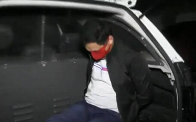 O pastor Sérgio Gomes, da Igreja Assembleia de Deus, foi preso por sequestrar e estuprar uma menina de nove anos.