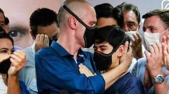 'Nunca saberá o que é amor', diz filho de Bruno Covas a Bolsonaro
