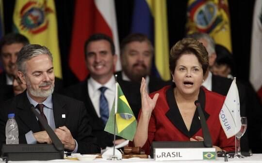 Para Dilma, saída de Patriota foi maneira de amenizar constrangimento - Política - iG