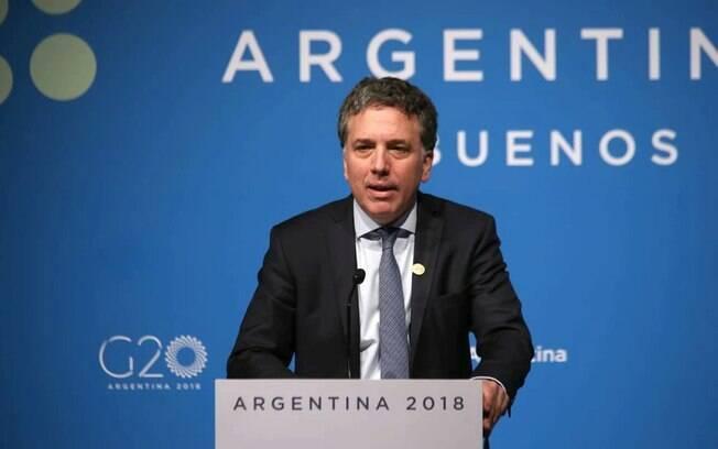Nicolás Dujovne renunciou ao cargo de ministro da Fazenda da Argentina