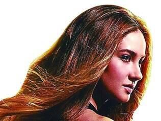 """Promessa. Nova queridinha de Hollywood, Shailene Woodley ainda será vista neste ano em """"A Culpa é das Estrelas"""", outro best-seller juvenil"""