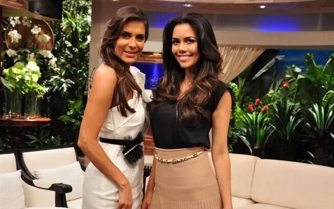 Keila Lima e Daniela Albuquerque