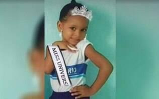 Morre criança de cinco anos vítima de bala perdida no Rio de Janeiro