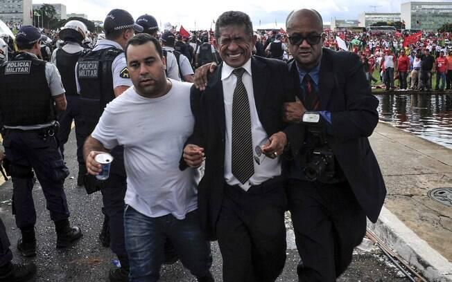 Deputado Vicentinho (PT-SP). Foto:  Zeca Ribeiro/ Câmara dos Deputados/Fotos Públicas