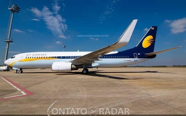 Jet Airways pode voltar a voar no primeiro semestre de 2021
