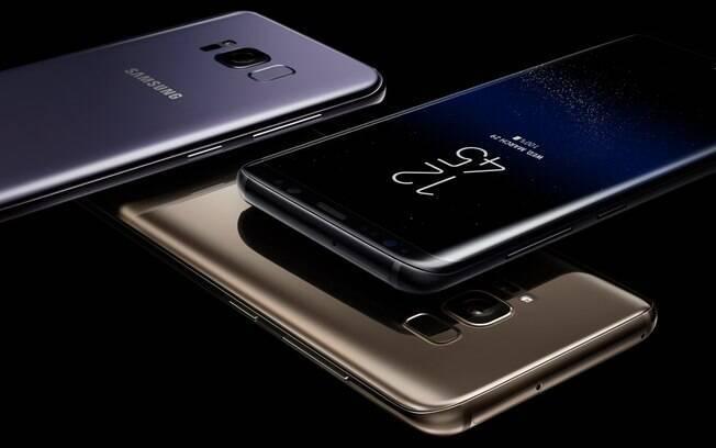 Novo smartphone da Samsung deverá contar com visual semelhante ao Galaxy S8 (foto)