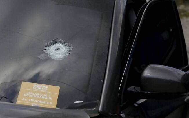 Esta semana, aplicativo sugeriu rota a motorista, que acabou baleado na Cidade Alta