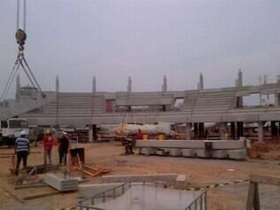 Um total de 16 quadras será construído no centro esportivo
