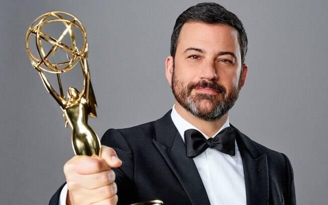 Jimmy Kimmel será o apresentador do Emmy 2020