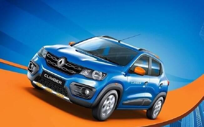 Renault Kwid Climber é lançado na versão de produção na Índia. No Brasil, o carro terá uma pegada aventureira parecida
