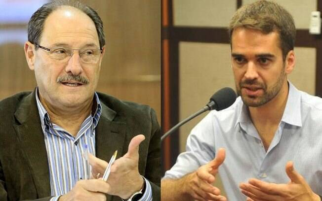 Eleição no Rio Grande do Sul terá candidatos José Ivo Sartori (MDB) e Eduardo Leite (PSDB) se enfrentando no 2º turno