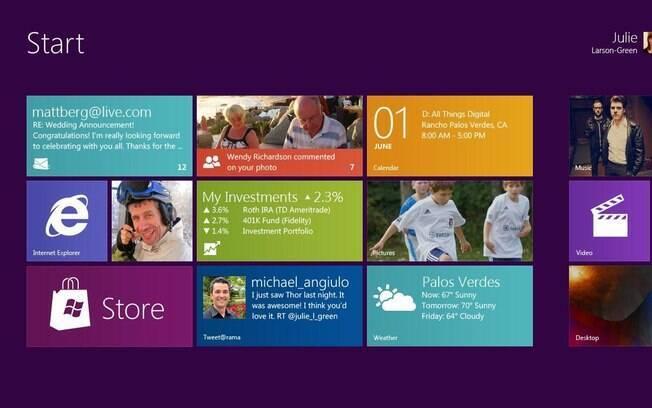 Windows 8 deve iniciar mais rápido que versões anteriores