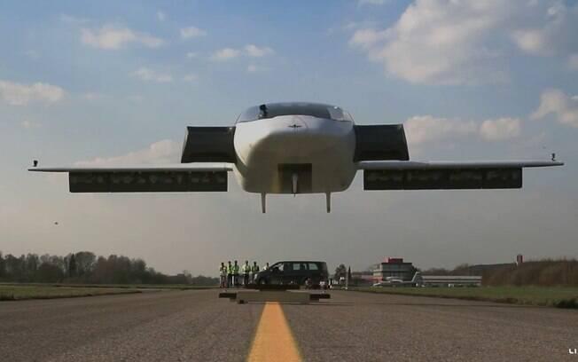 Táxi voador da Lilium Jet tem lançamento programado para 2025