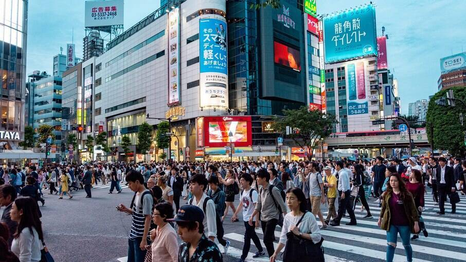 Tremor de terra foi sentido também em Tóquio