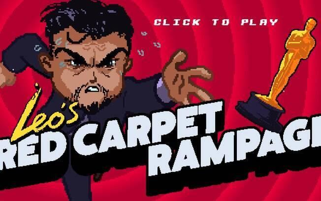 A torcida para que Leonardo Di Caprio ganhe um Oscar é tanta que até virou game para browser