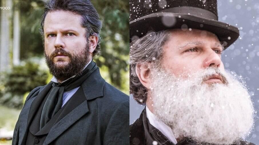 Selton Mello interpreta Dom Pedro II na próxima novela das seis, Nos Tempos do Imperador
