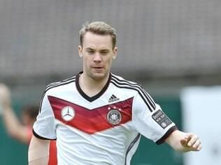 Goleiro do Bayern, Neuer foi um dos convocados por Joachim Löw
