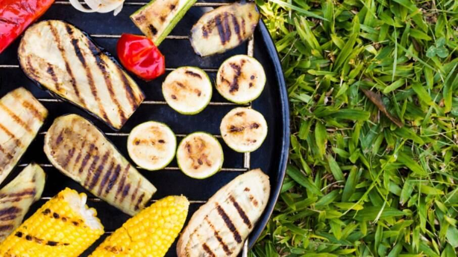 Segunda sem carne: churrasco vegano
