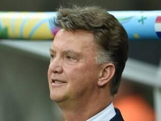 Van Gaal disse que Argentina jogou com o pé no freio contra a Bélgica