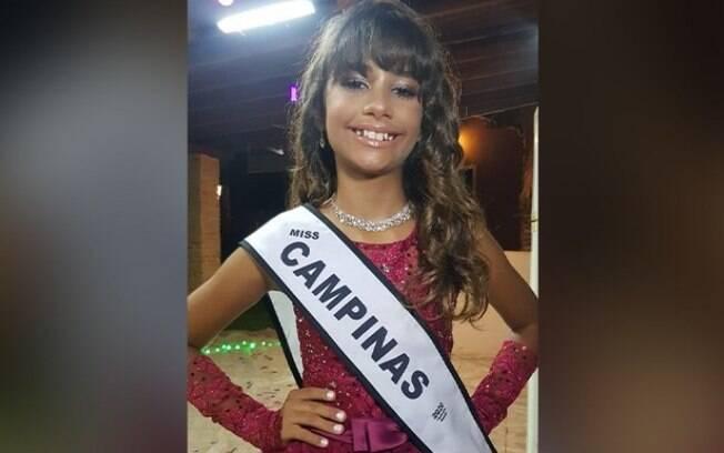 Jovem de Campinas vence concurso Miss So Paulo