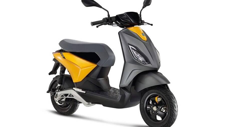 Piaggio One será oferecida em várias versões, com valores variados de potência e alcance.